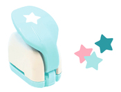 Star Confetti Punch - Explosion Card Punch Board - We R Memory Keepers