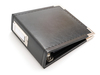 Black 4x4 Classic Leather Album - We R Memory Keepers