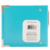 Aqua 4x4 Classic Leather Album - We R Memory Keepers