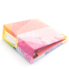 Color Wheel 4x4 Paper Wrapped Album - We R Memory Keepers