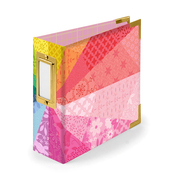 Color Wheel 4x4 Paper Wrapped Album - We R Memory Keepers - PRE ORDER