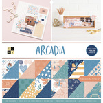 Arcadia 12x12 Paper Stack - Die Cuts With A View