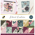 Floral Couture 12x12 Paper Stack - Die Cuts With A View
