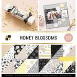 Honey Blossoms 12x12 Paper Stack - Die Cuts With A View