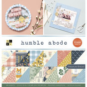 Humble Abode 12x12 Paper Stack - Die Cuts With A View