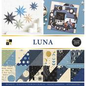 Luna 12x12 Paper Stack - Die Cuts With A View