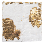 Gold/White Sequin Pillowcase - We R Memory Keepers - PRE ORDER