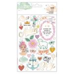 Gold Foil Sticker Book - Draw Near - Creative Devotion - American Crafts - PRE ORDER
