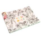Pencil Storage Pouch - Draw Near - Creative Devotion - American Crafts - PRE ORDER