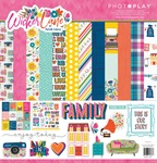 Wicker Lane 12x12 Collection Pack - Photoplay