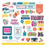 Wicker Lane Element Sticker - Photoplay