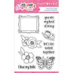 Wicker Lane Stamp Set - Photoplay