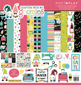 Crafting With My Gnomies 12x12 Collection Pack - Photoplay