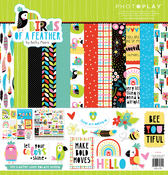 Birds of a Feather 12x12 Collection Pack - Photoplay - PRE ORDER