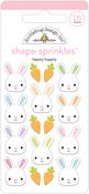 Hippity Hoppity Shape Sprinkles - Doodlebug