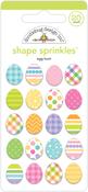 Egg Hunt Shape Sprinkles - Doodlebug