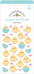 Sweet Tweets Shape Sprinkles - Doodlebug