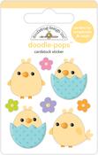 Beak-A-Boo Doodlepops - Doodlebug