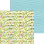 Bunny Town Paper - Hippity Hoppity - Doodlebug
