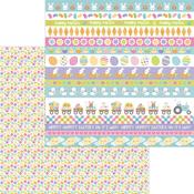 Spring Meadow Paper - Hippity Hoppity - Doodlebug
