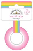 Rainbow Bright Washi Tape - Fairy Garden