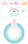 Hello Sunshine Washi Tape - Fairy Garden