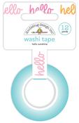 Hello Sunshine Washi Tape - Fairy Garden - PRE ORDER