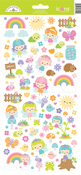 Fairy Garden Icon Stickers - Doodlebug - PRE ORDER
