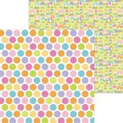 Garden Spot Paper - Fairy Garden - Doodlebug