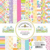 Fairy Garden 6x6 Paper Pad - Doodlebug