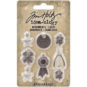 Lucky Idea-Ology Metal Adornments - Tim Holtz