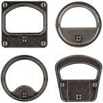 Metal Gauge Frames - Tim Holtz Idea-ology