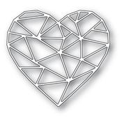 Crystal Heart Dies - Memory Box
