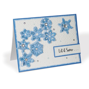 Snowflake Bursts Dies - i-Crafter