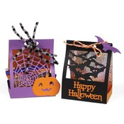 Halloween Treat Lantern Dies - i-Crafter