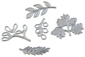 Leaves & Branches Metal Die - Elizabeth Craft Designs