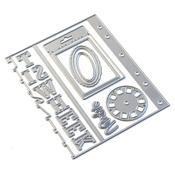 Sidekick Essentials 11 Metal Die - Elizabeth Craft Designs - PRE ORDER