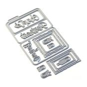Sidekick Essentials 14 Metal Die - Elizabeth Craft Designs - PRE ORDER