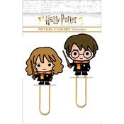 Harry & Hermoine Life Organized Puffy Clips - Paper House Productions