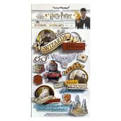 Harry Potter Watercolors 3D Stickers - Paper House Productions
