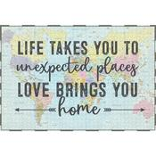 Love Brings You Home 1000 Piece Playhouse Puzzle - Paper House Productions