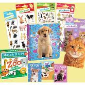 Animals Activity Bundle - Paper House Productions