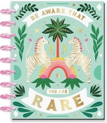 Jungle Vibes Classic Dated Colorblock Layout - The Happy Planner