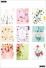 Life In Bloom Classic Dated Horizontal Layout - The Happy Planner