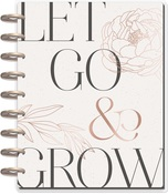 Sophisticated Florals Classic Dated Vertical Layout - The Happy Planner - PRE ORDER