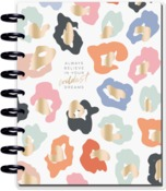 Colorful Leopard Classic Dated Vertical Layout - The Happy Planner - PRE ORDER