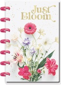 Just Bloom Mini Dated Dashboard Layout - The Happy Planner - PRE ORDER