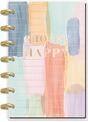 Painterly Pastels Mini Dated Vertical Layout - The Happy Planner - PRE ORDER