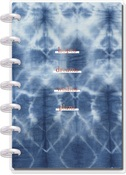 Indigo Mini Dated Vertical Layout - The Happy Planner - PRE ORDER