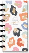 Colorful Leopard Skinny Classic  Dated Horizontal Layout - The Happy Planner - PRE ORDER